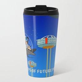 days of future past, jetsons Travel Mug