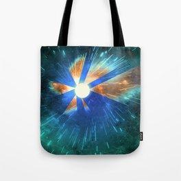 Light Flares Tote Bag