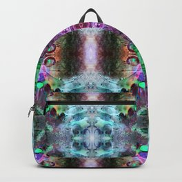 Neurotransmitted Daydreams (Pattern 2) Backpack