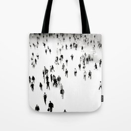 Connect the Dots at the Oculus New York Tote Bag