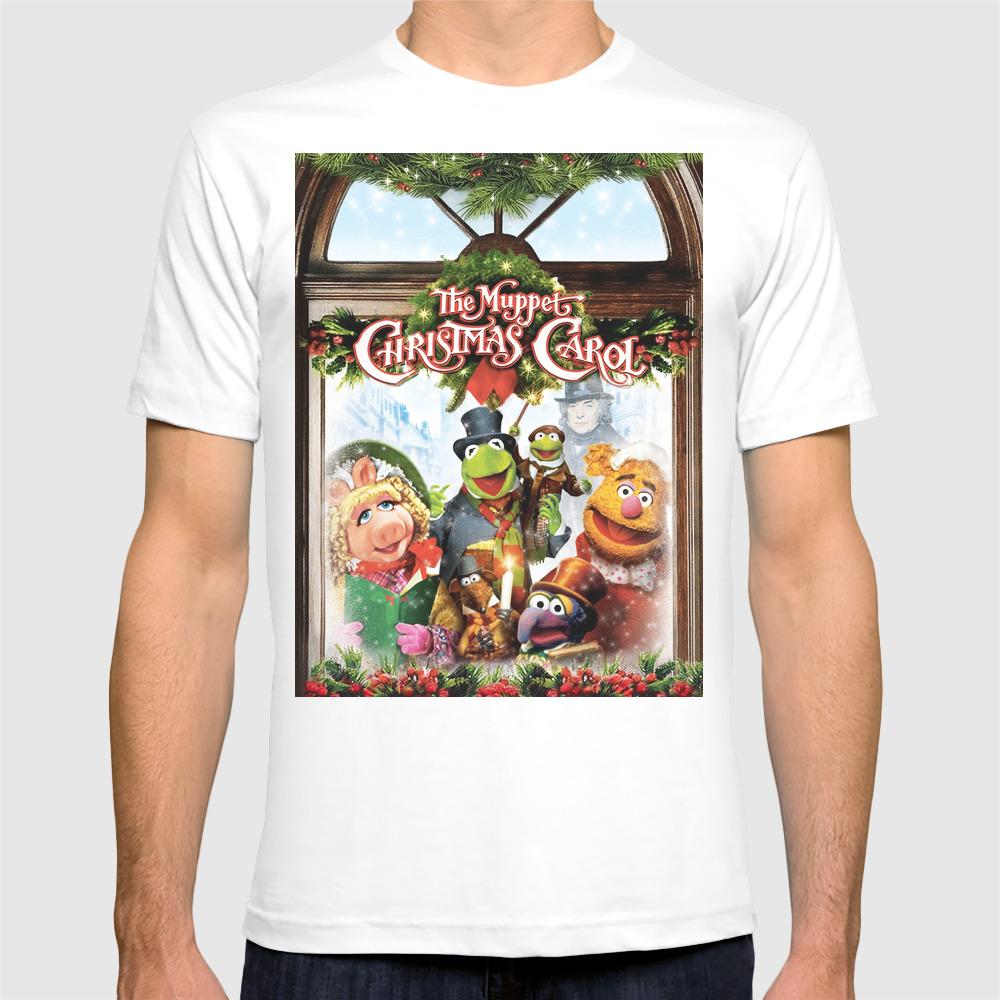 The Muppet Christmas Carol T-shirt by Emdavis27 TSR7821293
