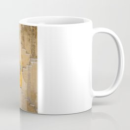 Amber Stepwell, Rajasthan, India Coffee Mug