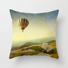 Keys to Imagination II Throw Pillow