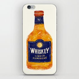 WHISKEY iPhone Skin