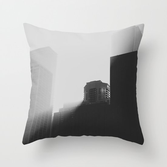 This was morning Throw Pillow