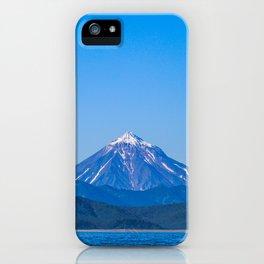 Kamchatka, Koryaksky Volcano iPhone Case