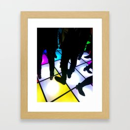 Saturday Night Framed Art Print
