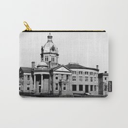 Gulfport, Mississippi Courthouse Carry-All Pouch