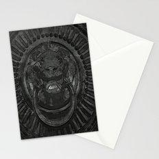 Bronze Lion Stationery Cards