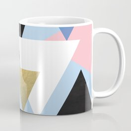 Geo mountain range Coffee Mug