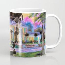 The King at Home Coffee Mug