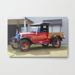 1926 Model Metal Print