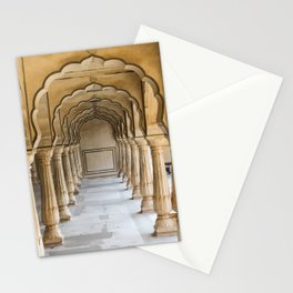 Amber Palace, Jaipur, India Stationery Cards
