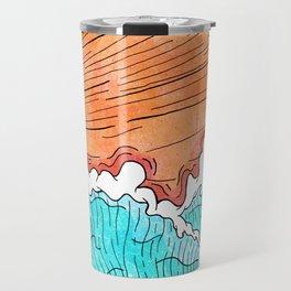 Seashore Travel Mug