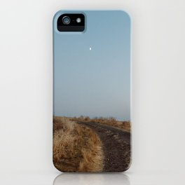 Summertime Road iPhone Case