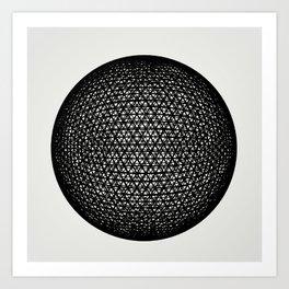 Sphere 1 Art Print