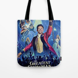 The Greatest Showman Poster Tote Bag