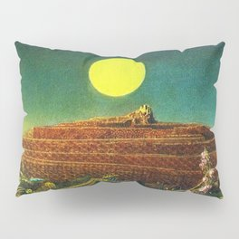 The Entire City by Max Ernst Pillow Sham