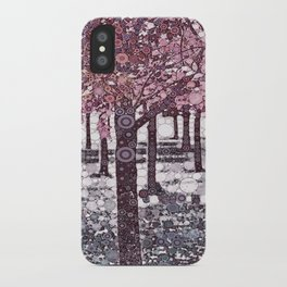 :: Girl Trees :: iPhone Case
