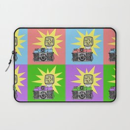 Let's warholize...and say cheese! Laptop Sleeve