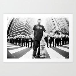 Brian Wenning 2000' Art Print