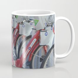 Denver Bikes for Rent Coffee Mug