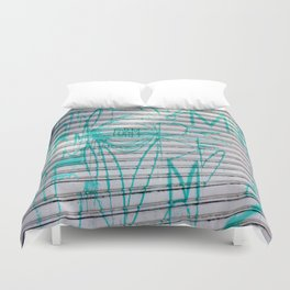 FORM And Function Duvet Cover