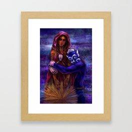 ZKW'15 - Rue Framed Art Print