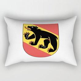 coast of arms of Bern Rectangular Pillow