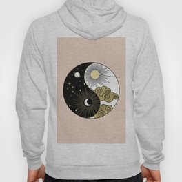 Yin and Yang Theme Hoody
