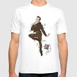 Deputy Andy Brennan Pin-up T-shirt