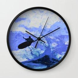 Airtime Wall Clock