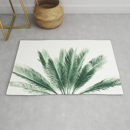Summer Palm Vibes #1 #tropical #decor #art #society6 Rug