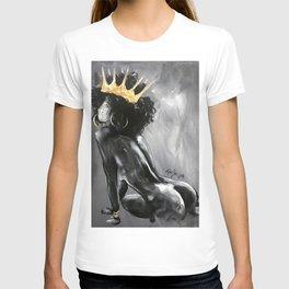 Naturally Queen VIII T-shirt
