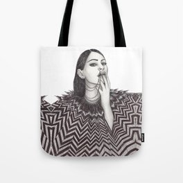 3 chainz Tote Bag