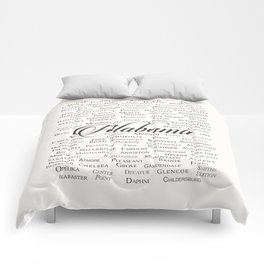 Alabama Comforters