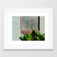 cracked Framed Art Prints featuring Cracked by Brianna Noel Parrott