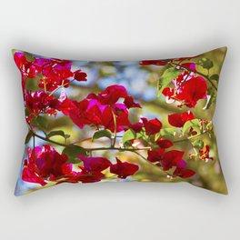Bougainvillea I Rectangular Pillow