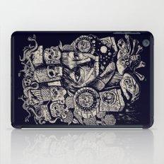 Mictecacihuatl 2 iPad Case