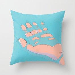 Mono No Aware Throw Pillow