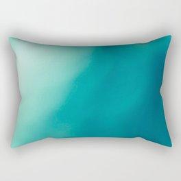 The colors of the deep ocean Rectangular Pillow