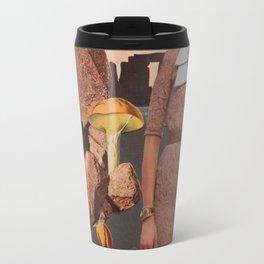 Morchella Conica Travel Mug