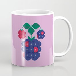 Fruit: Blackberry Coffee Mug