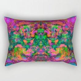 Nausea 1969 IV (Ultraviolet) Rectangular Pillow