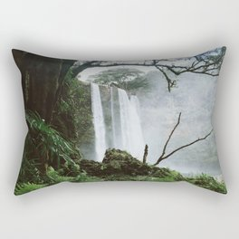 Wailua Falls Rectangular Pillow