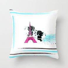Son Paris 1.5 Throw Pillow