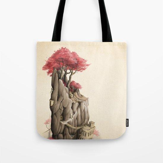 Revenge of the Nature VI: Sanctuary Tote Bag