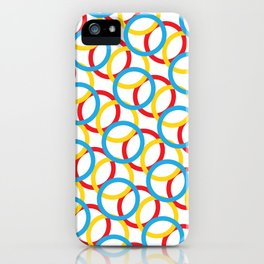 Larapa skatepark iPhone Case
