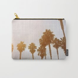 Palm Tree Road Carry-All Pouch