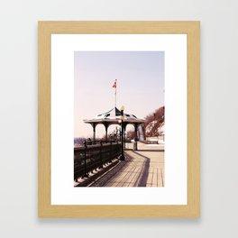 Quebec City Framed Art Print